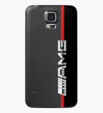 mercedes benz amg logo carbon Case/Skin for Samsung Galaxy