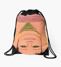 AN INTERESTING POINT OF VIEW Drawstring Bag