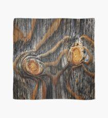 Wood knots Scarf