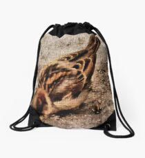 More Bread Crumbs Please Drawstring Bag