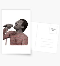 ★ Most Inspired Rock Moments - Love of my Life Postcards
