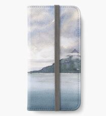 Misty Isle iPhone Wallet/Case/Skin