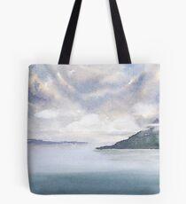 Misty Isle Tote Bag