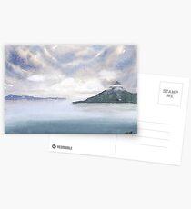 Misty Isle Postcards