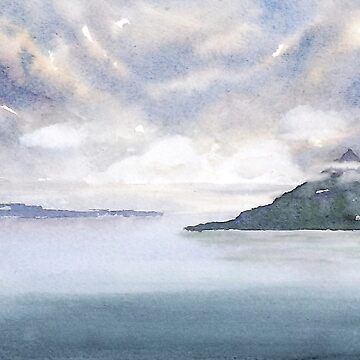 Misty Isle by PatEll