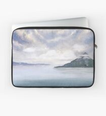Misty Isle Laptop Sleeve