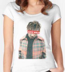 Juice Wrld Torso design  Women's Fitted Scoop T-Shirt