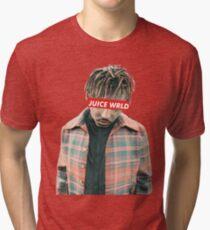 Juice Wrld Torso design  Tri-blend T-Shirt