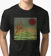 Wake To Greet The Morning III Tri-blend T-Shirt