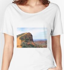 Sillers Lookout, Arkaroola, South Australia Women's Relaxed Fit T-Shirt