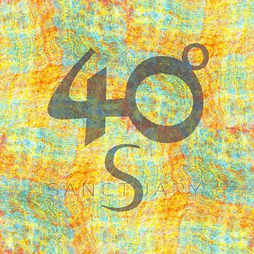 Fibre Field_1 Red Yellow Blue w/ 40degreesSouth Logo by 40degreesSouth