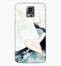 Nachrichten über das Meer Hülle & Klebefolie für Samsung Galaxy