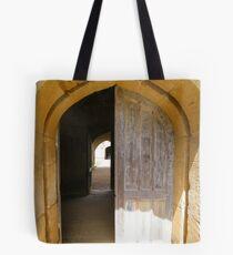 Arched doorway Tote Bag