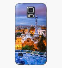 Barcelona Blues Case/Skin for Samsung Galaxy
