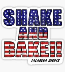 Shake and Bake T-shirt Sticker