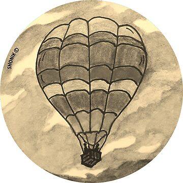 Hot air balloon by shonik