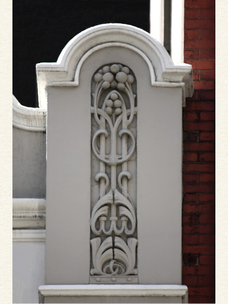 Architectural Art Nouveau  by cands