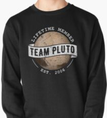 Team Pluto - Astronomy And Space Gift Pullover
