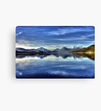 Lake McDonald Canvas Print