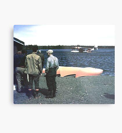 Wabush/Knob Lake 1953 Metal Print