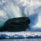 WAVE ROCK by FLYINGSCOTSMAN