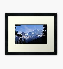 The Crown Jewel Framed Print