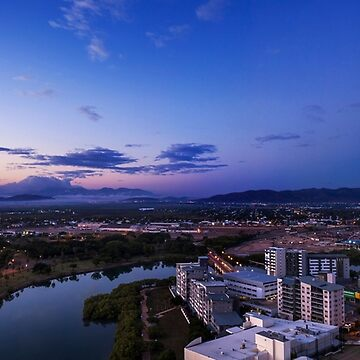 Townsville panorama by piersbuxton