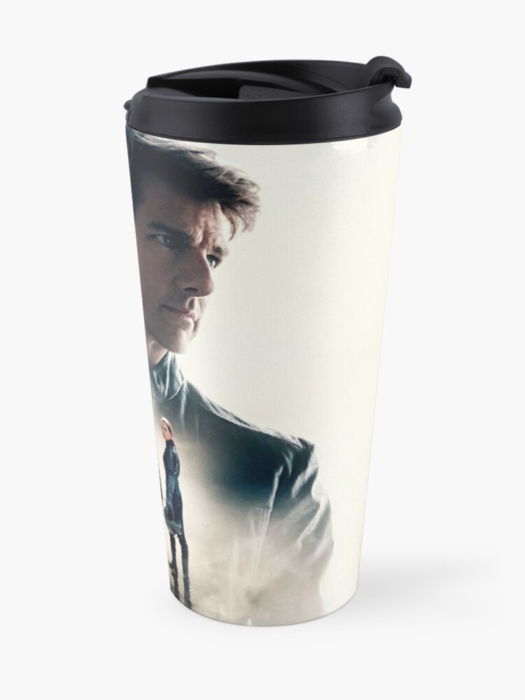 Alternate view of Mission impossible fallout Travel Mug