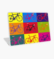 Vinilo para portátil Bicicleta Andy Warhol Pop Art
