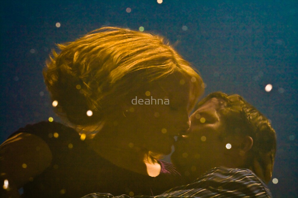 Reflections of our love by deahna