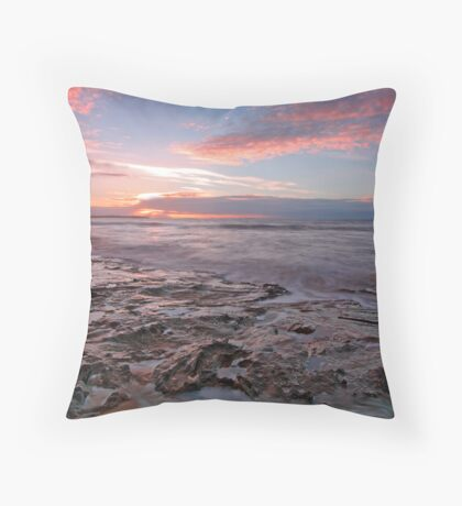 Point Lonsdale Sunrise Throw Pillow