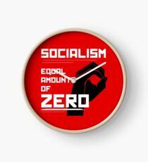 Sozialismus Uhr