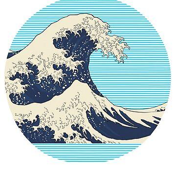 Big Wave Design  by SimpleDees