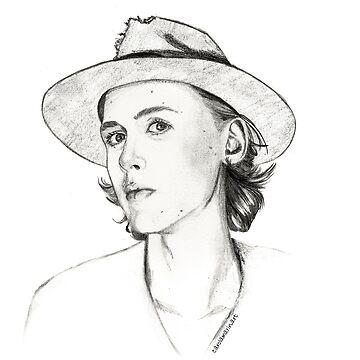 Henrik Holm | Drawing by carolam