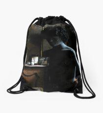Junque Life #2 Drawstring Bag