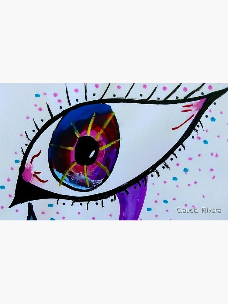 Auge der Farbe von IXofWands