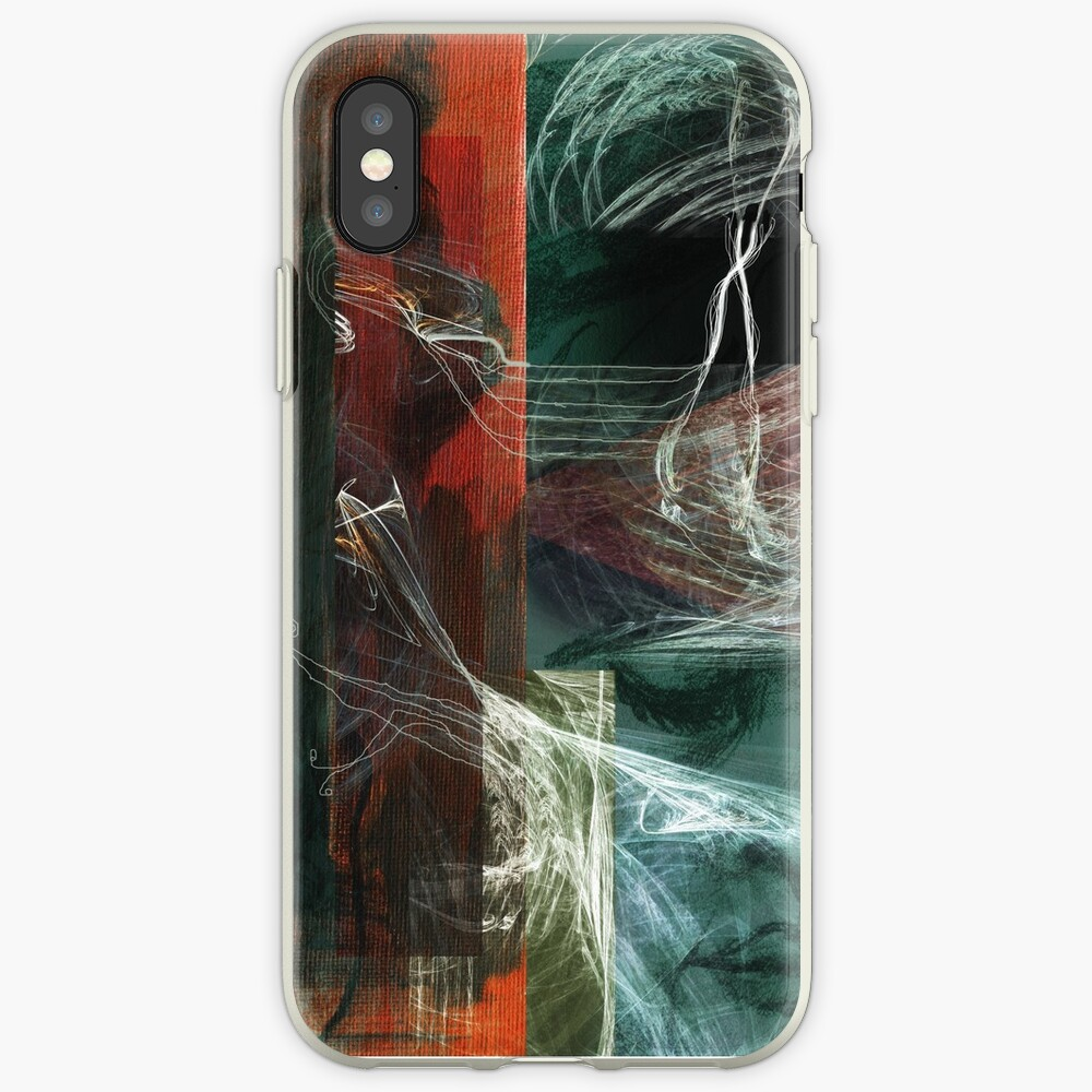 Ingress and Egress - digital iPhone Case & Cover