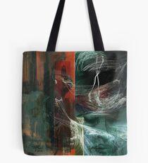 Ingress and Egress - digital Tote Bag