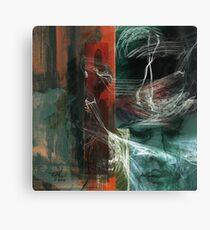 Ingress and Egress - digital Canvas Print