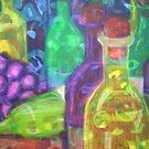 Perceiving the Resonance in the Key of Chardonnay by dreamtreeart
