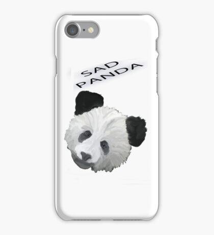 Sad Panda Tee, Sticker, Iphone Case iPhone Case/Skin
