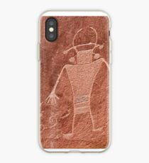 Capitol Reef National Park Petroglyphs iPhone Case
