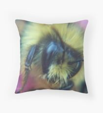 Humble Bumble? Throw Pillow