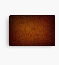 Old Wall Texture Canvas Print