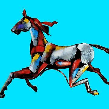 Horse by DrTigrou