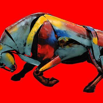 Taurus by DrTigrou