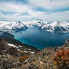 Garabaldi Lake, Canada by mattmacpherson