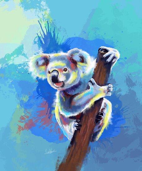 Colorful Koala Products   Teespring