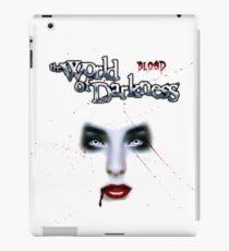 Halloween Shirt , Darkness iPad-Hülle & Klebefolie