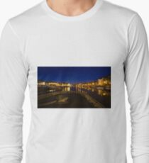 Bristol docks by night  T-Shirt
